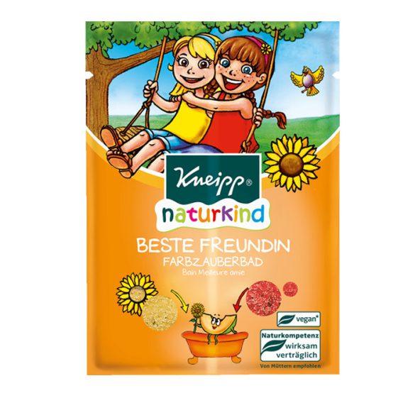 Kneipp Naturkind - Színes fürdőkristály- Legjobb Barátnő 2x20g