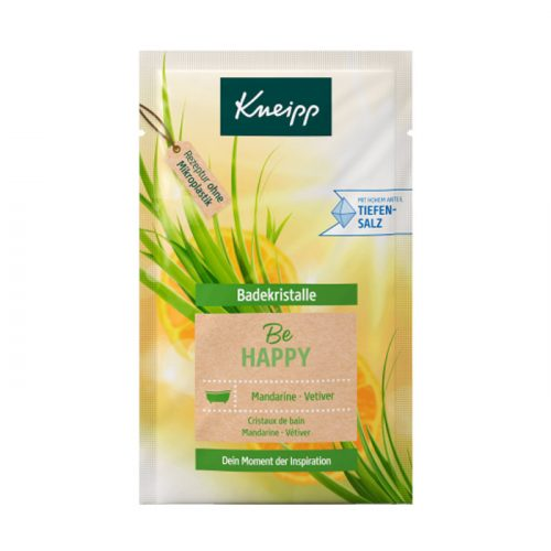 Kneipp Fürdőkristály - Be happy 60g