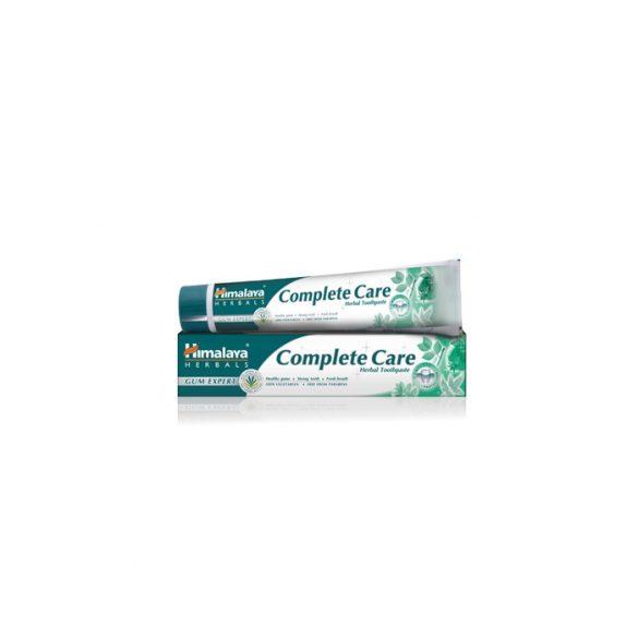 Himalaya Complete Care teljes körű védelmet biztosító gyógynövényes fogkrém Mini 10 g