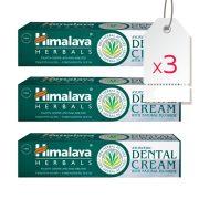 Himalaya Ajurvédikus fogkrém természetes fluoriddal 100g x 3 db