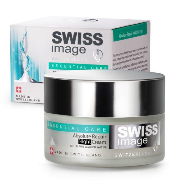 Swiss Image Nappali + Éjszakai krém 50ml Duopack