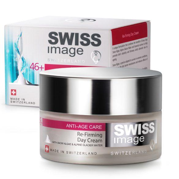 Swiss Image 46+ Feszesítő arckrém nagy csomag (4 termék)