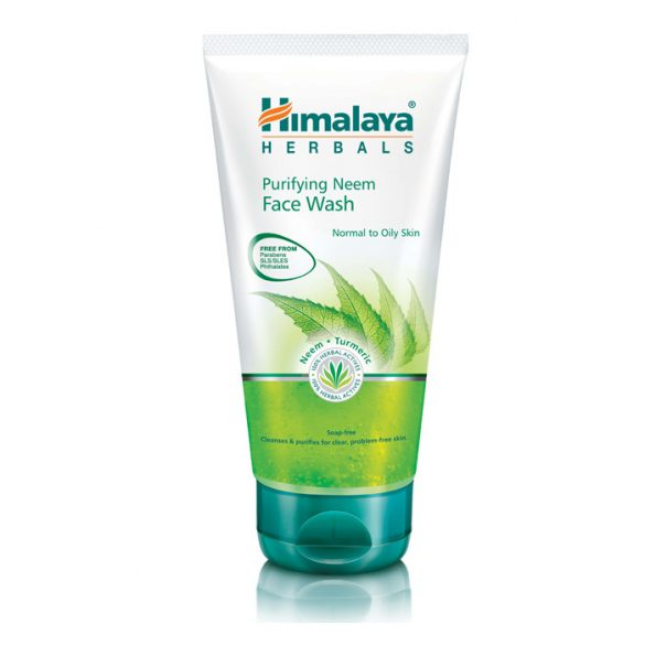 1+1 Himalaya Nim tisztító arclemosó gél 150ml