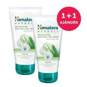 1+1 Himalaya Hidratáló aloe vera arclemosó gélkrém 150ml