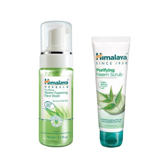 Himalaya Nim arctisztító csomag