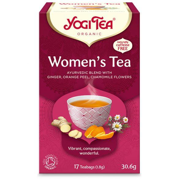 Yogi Tea® Női bio tea csomag (3 doboz )
