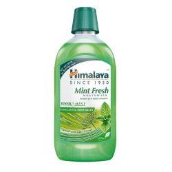 Himalaya Mint Fresh gyógynövényes frissítő szájvíz 450ml