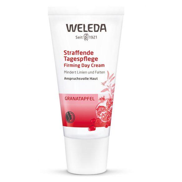 Weleda 40+ Gránátalmás regeneráló bőrfeszesítő nappali arckrém igénybe vett bőrre 30ml