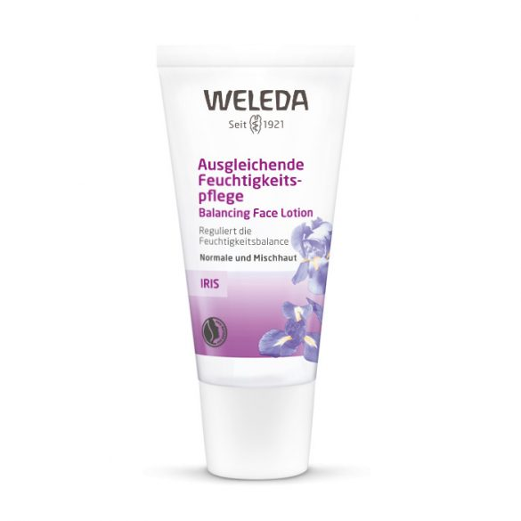 Weleda 20+ Írisz frissítő intenzíven hidratáló arckrém normál és kombinált bőrre 30ml