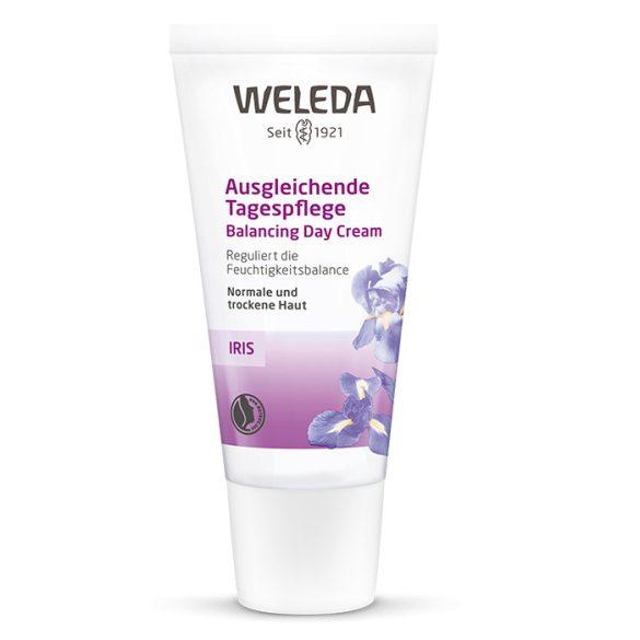 Weleda 20+ Írisz frissítő intenzíven hidratáló nappali arckrém normál és száraz bőrre 30ml
