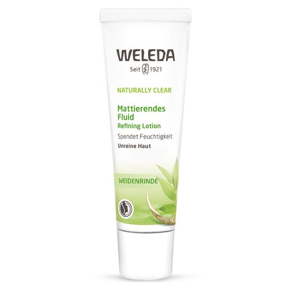 Weleda Naturally Clear mattító arckrém 30ml