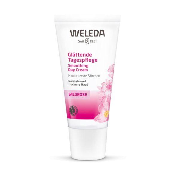 Weleda 30+ Vadrózsa bőrsimító nappali arckrém normál és száraz bőrre 30ml