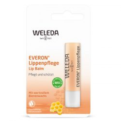 Weleda Everon® ajakápoló értékes növényi viasszal 4,8g