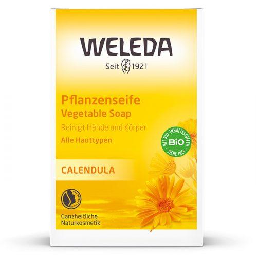 Weleda Bio körömvirágos natúr szappan 100g
