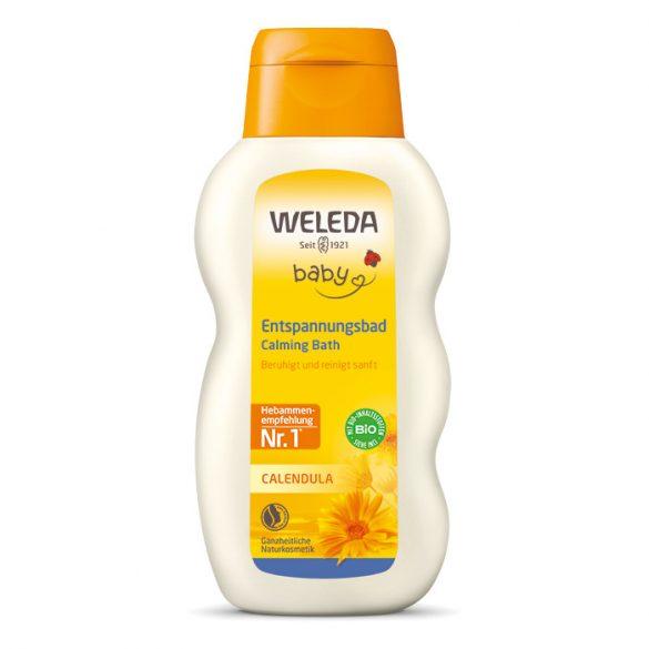 Weleda Calendula fürdőolaj 200ml