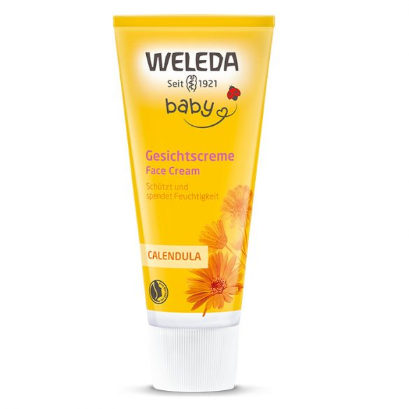 Weleda Calendula baba arckrém 50ml