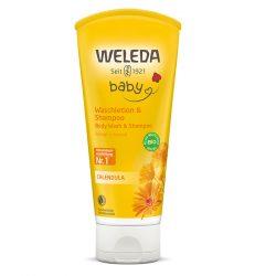 Weleda Calendula baba tusfürdő és sampon 200ml (szépséghibás)