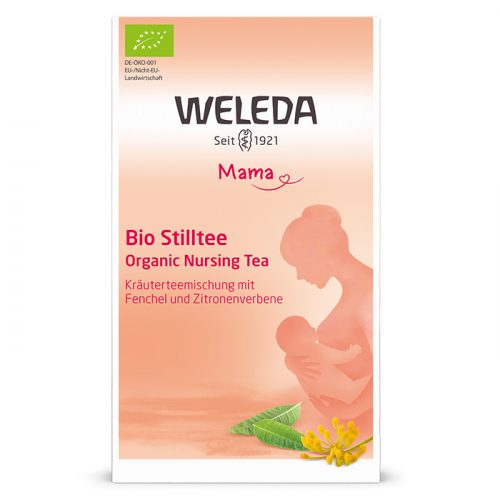 Weleda Bio tejserkentő tea szoptató kismamáknak 40g
