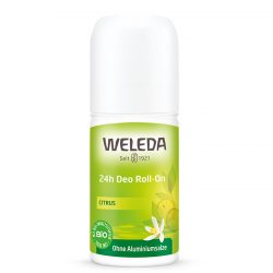 Weleda Citrusos golyós dezodor 24h, 50ml
