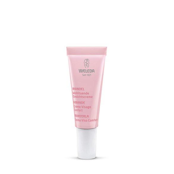 Weleda Mini Mandulás nyugtató arckrém érzékeny száraz bőrre 7ml