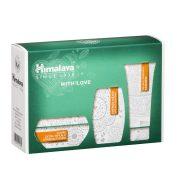 Himalaya Szett Olivás tápláló bőrápoló krém 50 ml+Tápláló kézkrém 50 ml+Mézes szappan 75 g