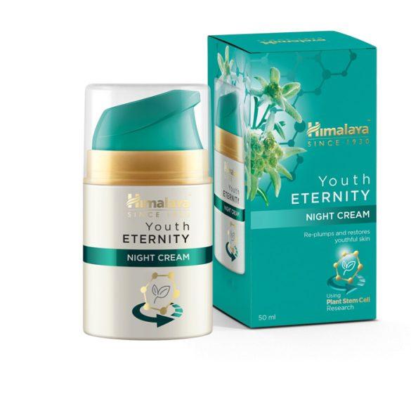 Himalaya Youth Eternity éjszakai öregedésgátló arckrém 50ml (szépséghibás)