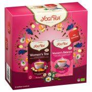 Yogi Tea® Női harmónia szett 34 filter
