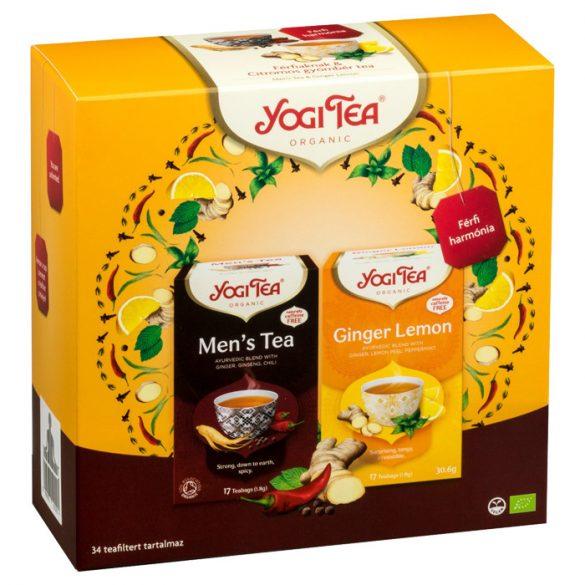 Yogi Tea® Férfi harmónia szett 34 filter