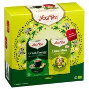 Yogi Tea® Frissítő kényeztetés szett 34 filter
